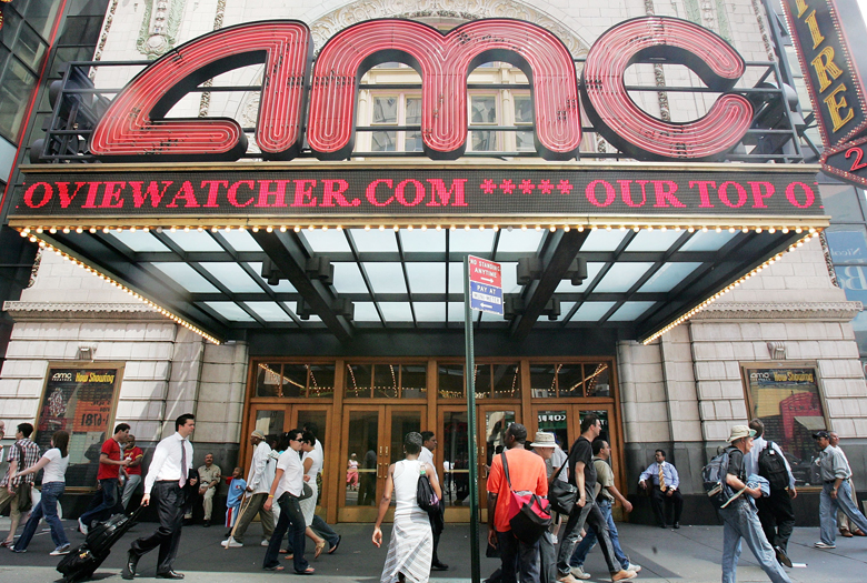 Movie Theater Chains AMC And Loews To Merge