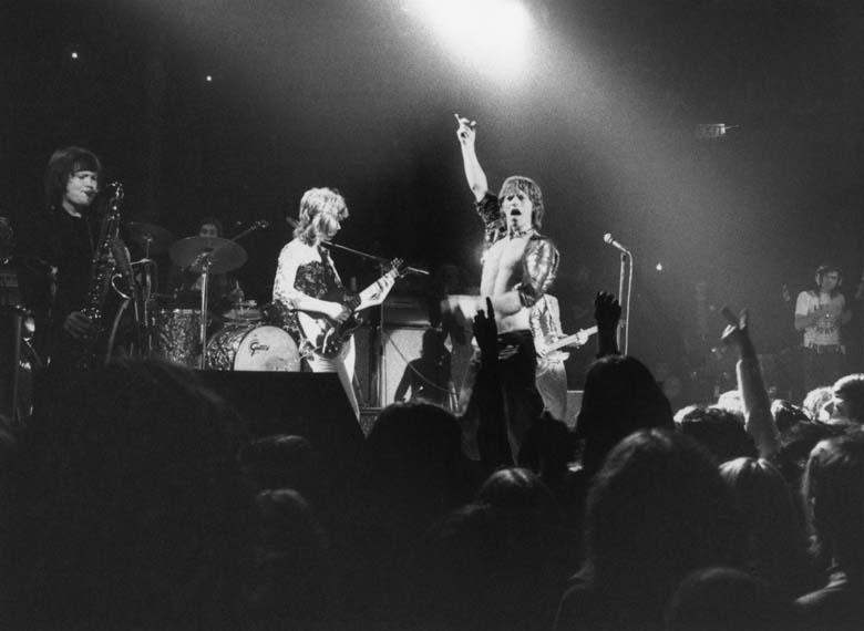 Bobby Keys Mick Jagger