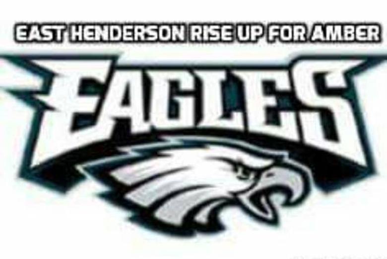 East Henderson High student Amber Cornwell