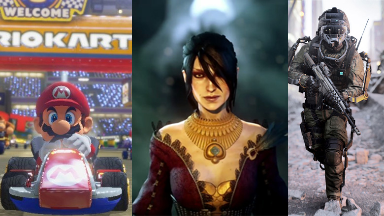 best videogames of the year