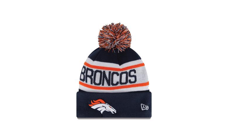 Broncos beanie