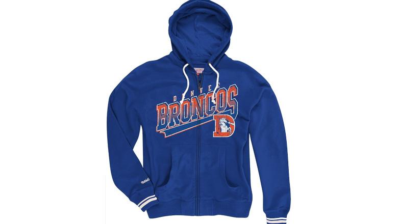 Broncos sweatshirt