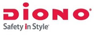 Diono Logo White