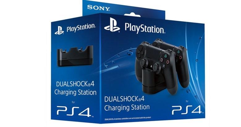 PS4 charging dock