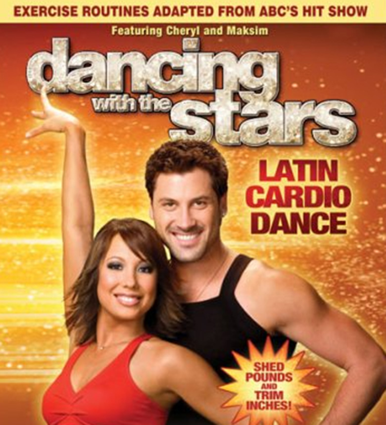dancing with the stars workout videos