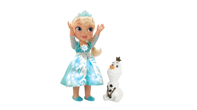 frozen christmas gifts