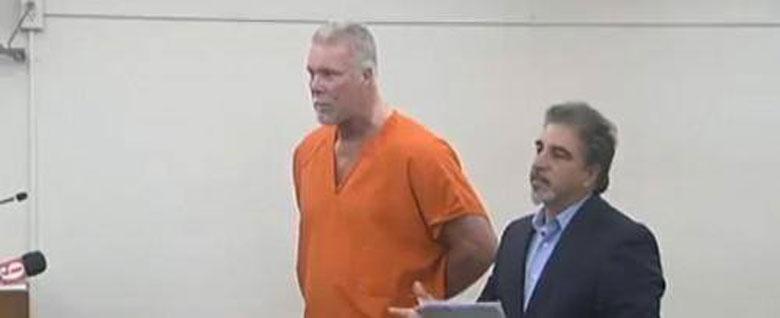 Kevin Nash Arrested