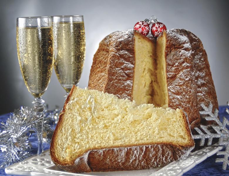 pandoro, italian desserts, italian christmas,