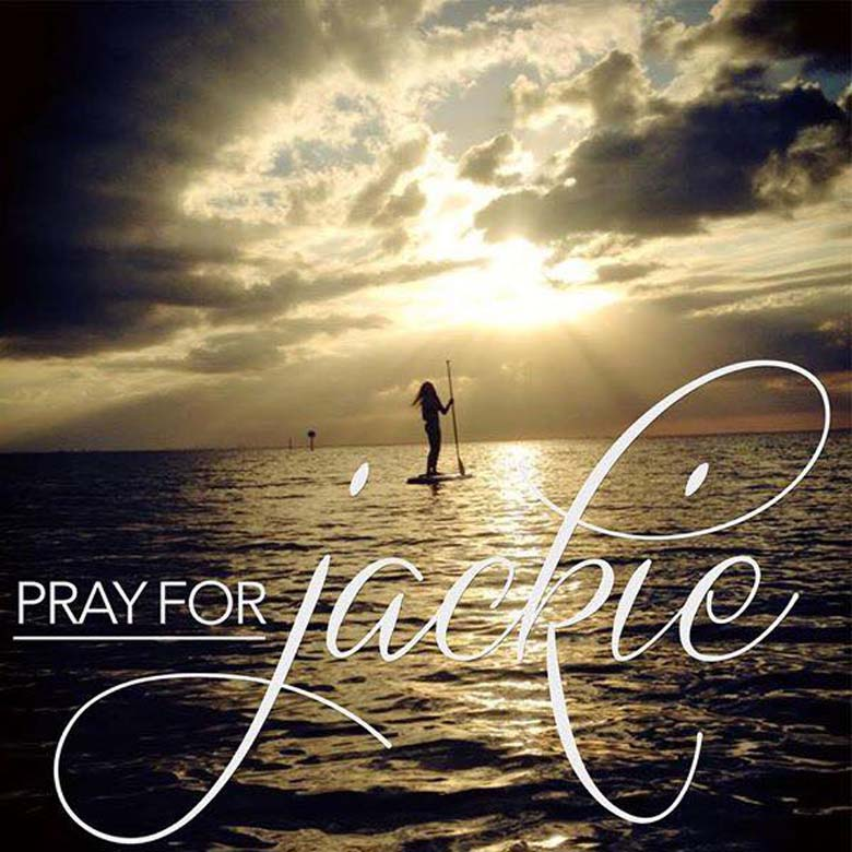 Pray for Jacke MEME