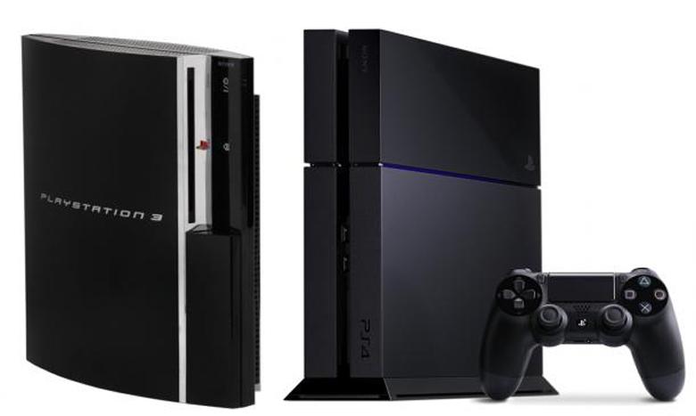 PS3 PS4