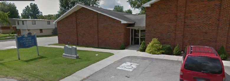 Gaylard's church in Seymour, Indiana. (Google Street View)