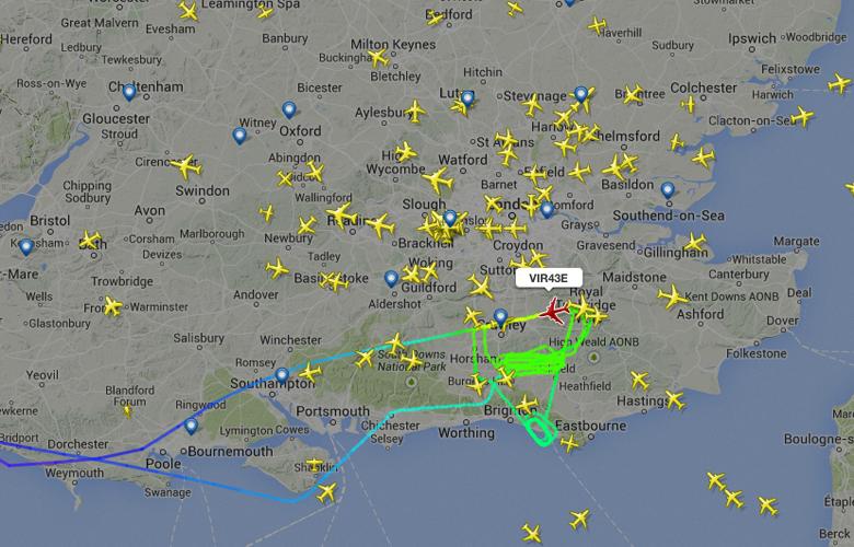Flight Radar VS43