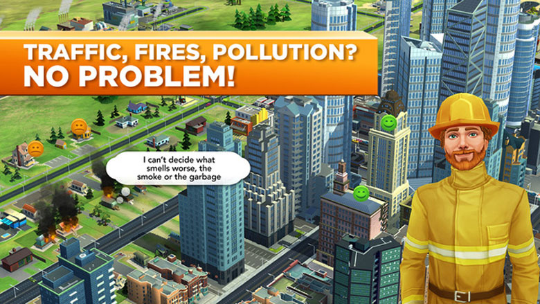 SimCity BuildIt Tips