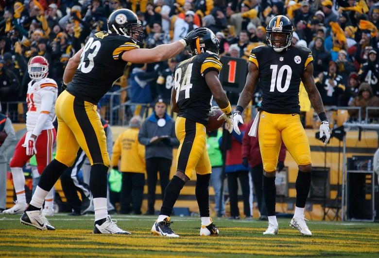 Steelers vs. Bengals