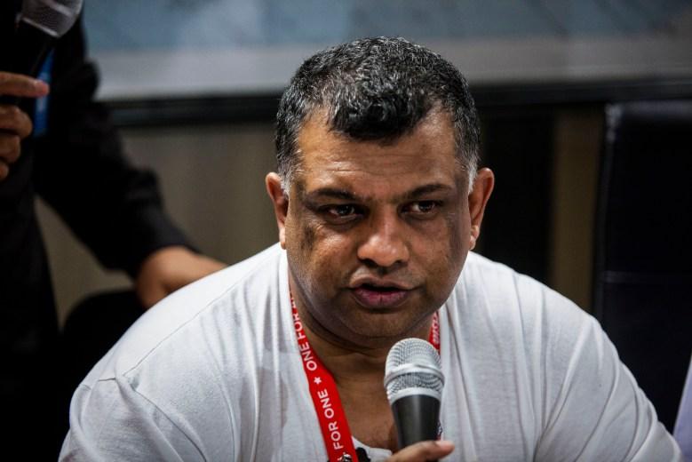 Tony Fernandes, AirAsia Flight QZ8501