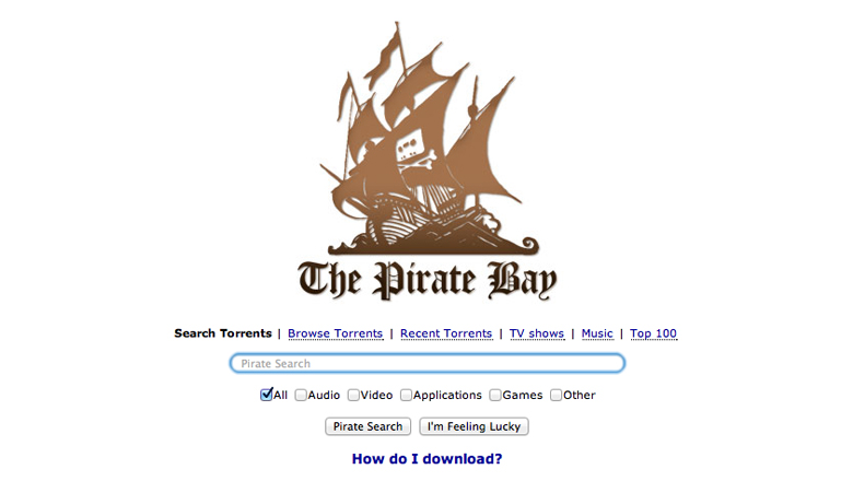 pirate bay raid