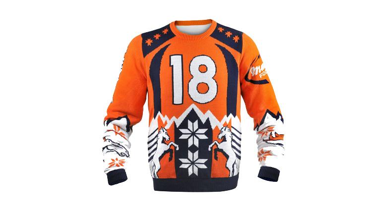 Broncos sweater
