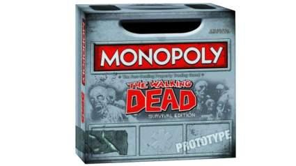Walking Dead gift