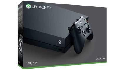 xbox one x sale