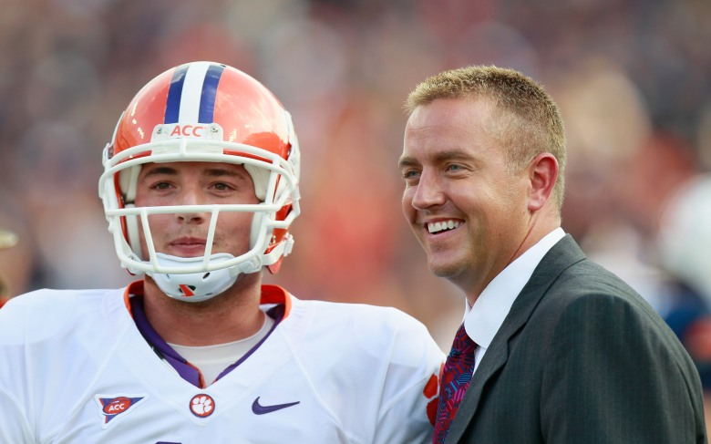 Kirk Herbstreit will provide analysis for Monday night's National Championship Game. (Getty)