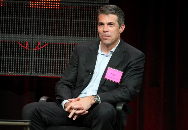 Chris Fowler is on the play-by-play for ESPN's coverage of the National Championship Game. (Getty)