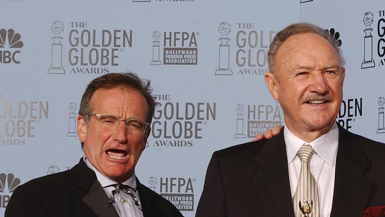 Gene Hackman Robin Williams