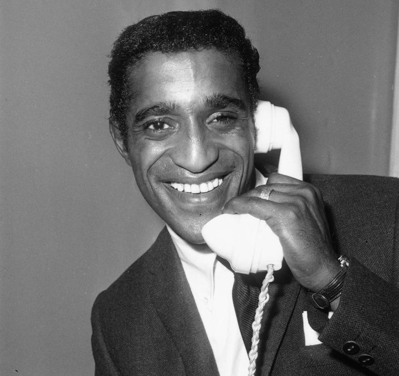 Sammy Davis Jr Martin Luther King