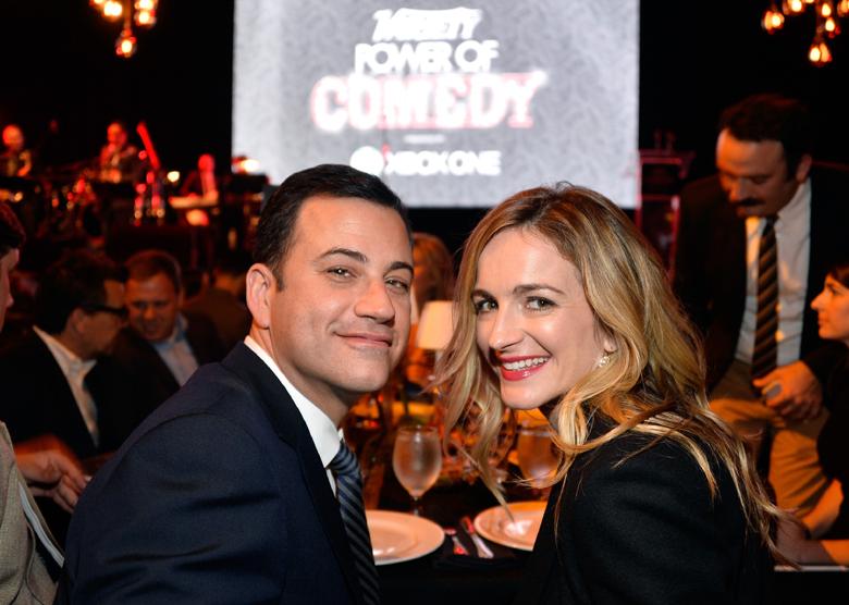 The Bachelor Spoilers, Jimmy Kimmel, Jimmy Kimmel Wife, Jimmy Kimmel Molly McNearney, Jimmy Kimmel Married To Molly McNearney, Jimmy Kimmel On The Bachelor, Jimmy Kimmel The Bachelor