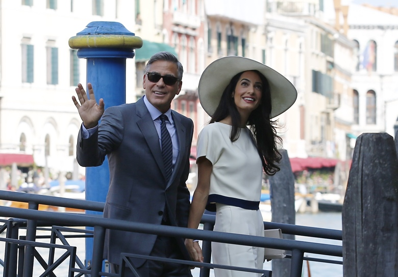 Amal Alamuddin, George Clooney Wife Amal Alamuddin, George Clooney Married To Amal Alamuddin, Amal Alamuddin Golden Globes 2015, Amal Alamuddin Golden Globe Awards 2015, Amal Alamuddin Photos, Amal Alamuddin Pics