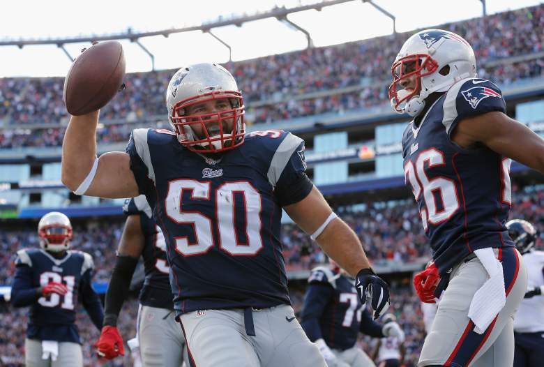 Rob Ninkovich has been a fixture in the Patriots' lineup for 6 seasons. (Getty)