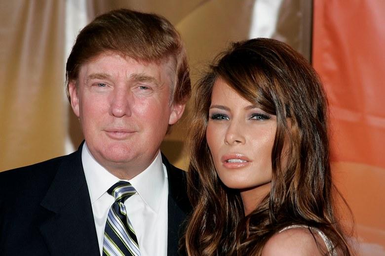 Melania Knauss Trump, Donald Trump Wife Melania Knauss, Donald Trump Celebrity Apprentice, Who Is Donald Trump Married To