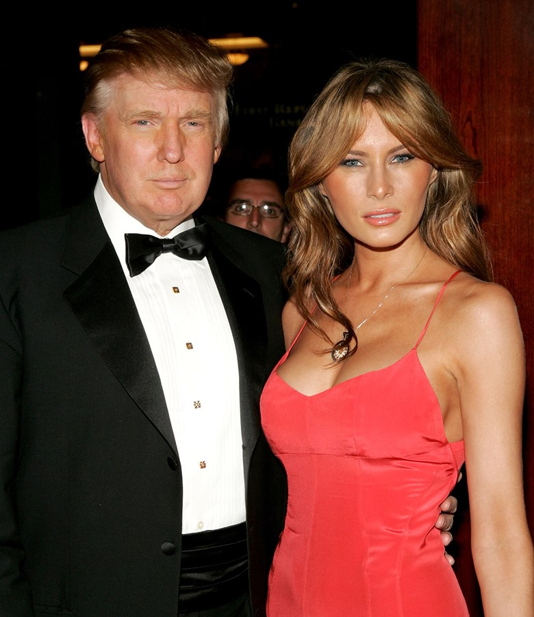 Melania Knauss Trump, Donald Trump Wife Melania Knauss, Donald Trump Celebrity Apprentice, Who Is Donald Trump Married To