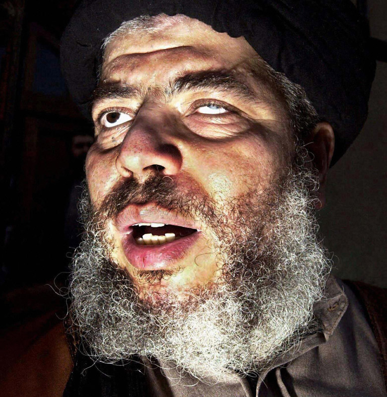 Abu Hamza, the hook handed hate preacher who recruited jihadist from his mosque in London, is said to be one of the mentors of Cherif Kouachi. (Getty)