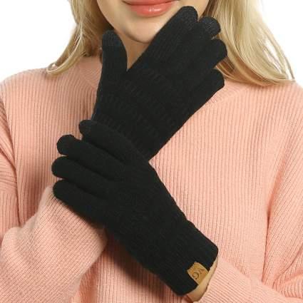Womens Winter Touchscreen Gloves