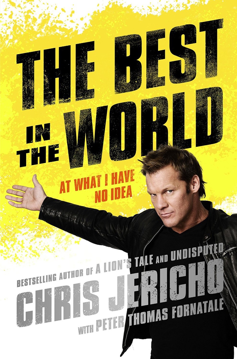 Chris Jericho Autobiography