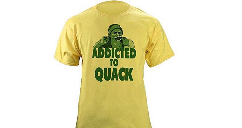 oregon ducks shirt