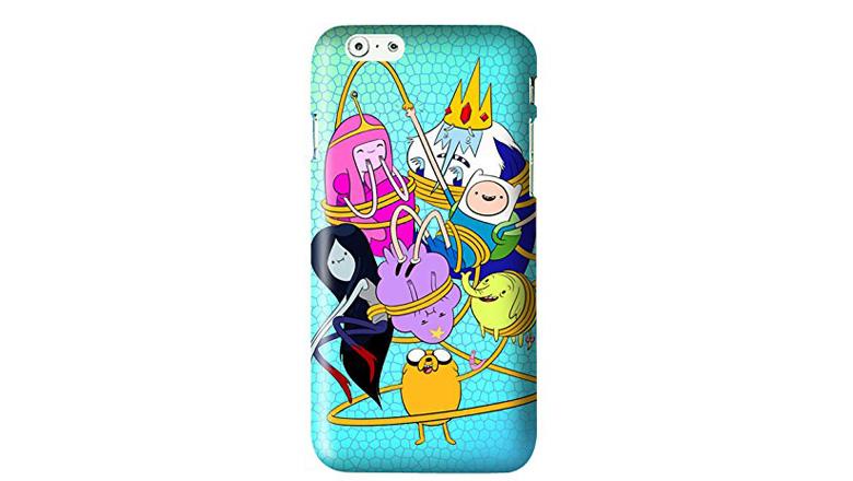 adventure time iphone 6 case