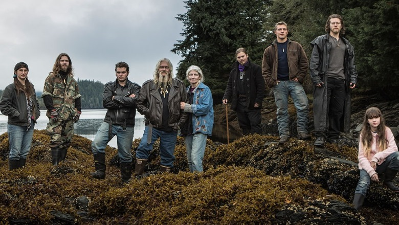 Alaskan Bush People, Alaskan Bush People Cast, Alaskan Bush People Season 2, Alaskan Bush People Spoilers, Alaskan Bush People Family, The Browns Family Show, Alaskan Bush People Show