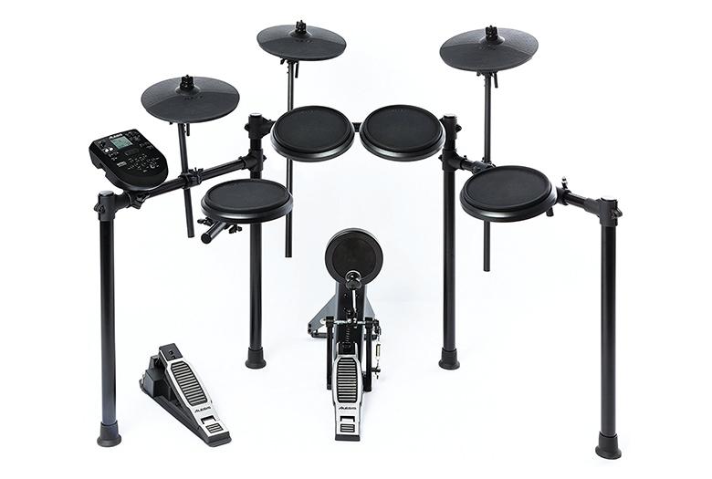 Image of alesis nitro electronic drum set
