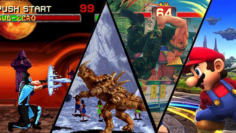 top best fighting games