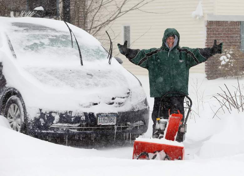 Winter Storm Juno on Long Island, Winter Storm Juno in Old Bethpage, Jonathan Spatz
