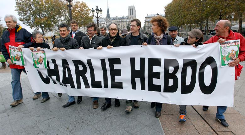 Gerard Biard, Charlie Hebdo