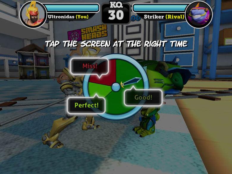 Battle of Toys iOS
