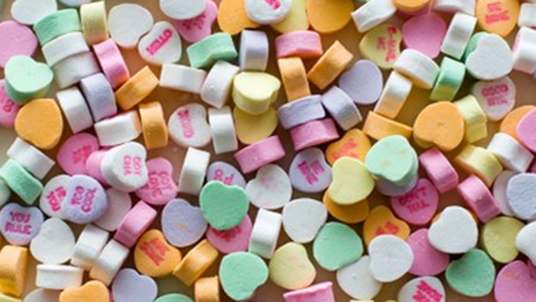 conversation hearts, best conversation hearts, valentines day candy