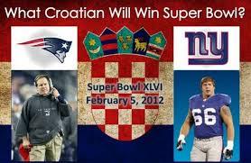 Like Belichick, former Giants offensive lineman Dave Diehl is Croatian. (croatia.org)