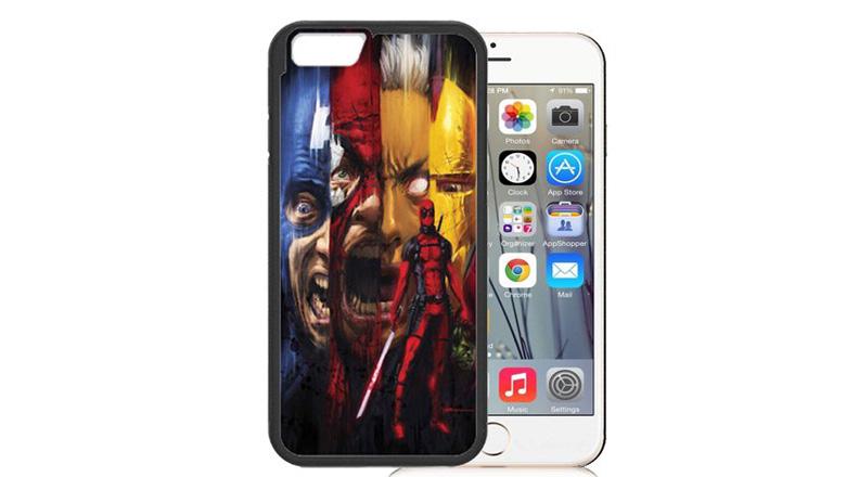 marvel iphone 6 case