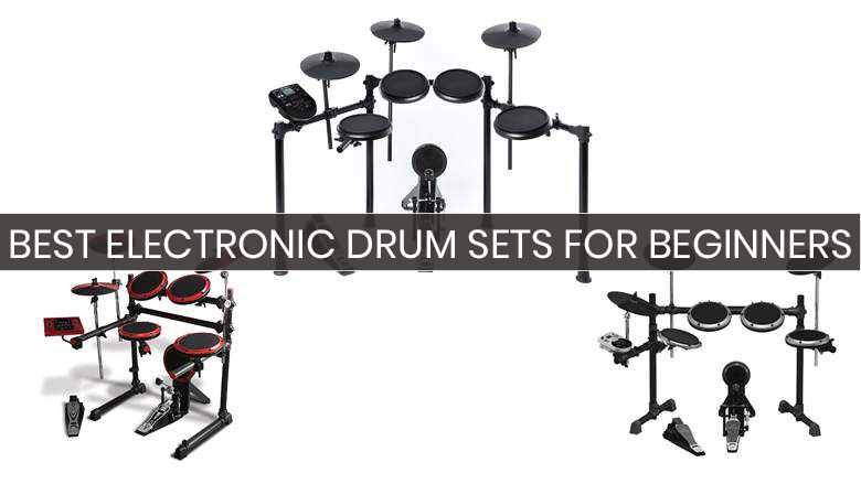 electronic drum set for beginners