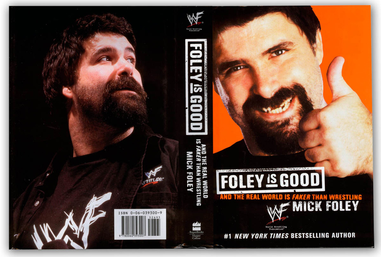 Mick Foley Autobiography