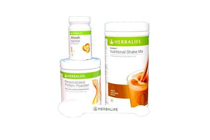 herbalife weight loss starter kit