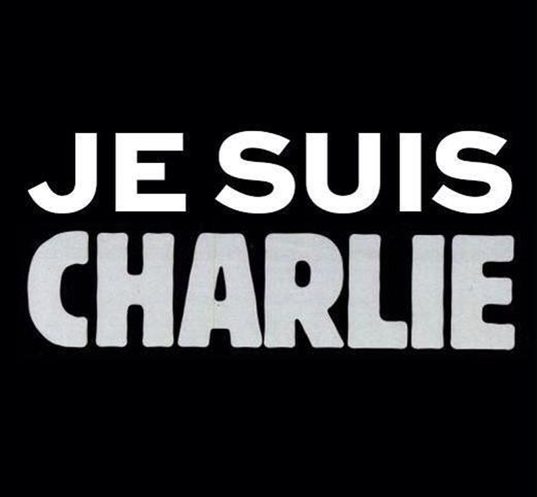 Je Suis Charlie Twitter